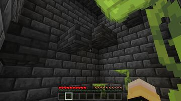 Dungeon Escape! Minecraft Map & Project