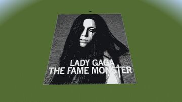 Map art : Lady Gaga - The Fame Monster (album variant) Minecraft Map & Project