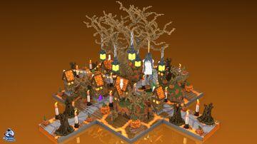HCF Spawn - HALLOWEEN Theme Minecraft Map & Project