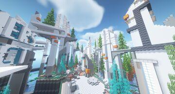 Dream Heaven Minecraft Map & Project