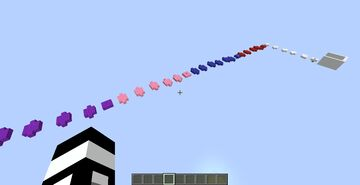 CLOUD PARKOUR Minecraft Map & Project