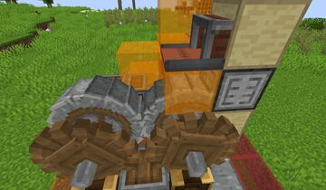 Sand, Clay and Gravel Generator - Create, Storage Drawers, Immersive Engineering Minecraft Map & Project