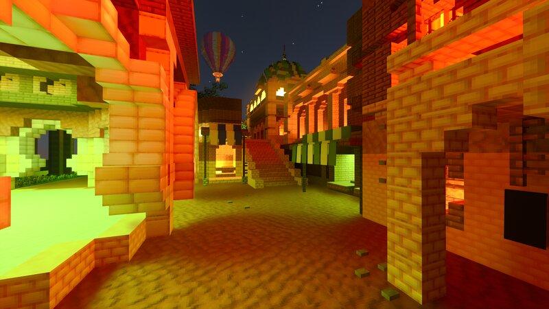 Side Building Screenshot