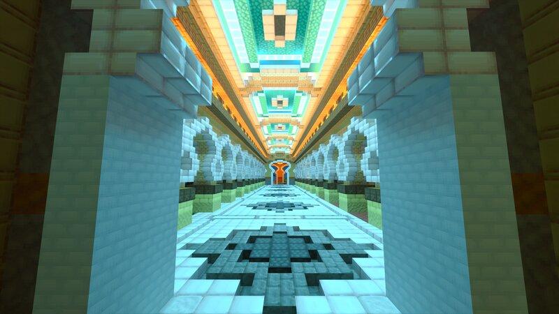 Side Building Hallway Screenshot