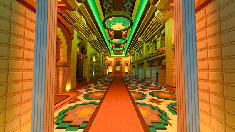Another Side Hallway Screenshot