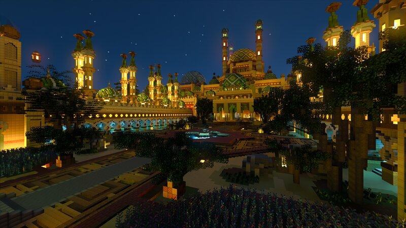 Backyard Garden of Dawn Screenshot