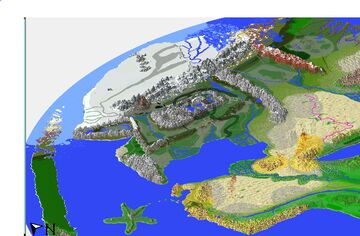 Anereland Minecraft Map & Project