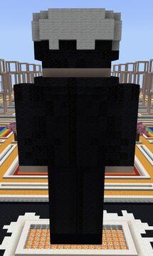Gojo Satoru - Jujutsu Kaisen - Player Statue Minecraft Map & Project