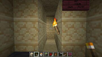 Parkour Maze -- 1% SURVIVE Minecraft Map & Project