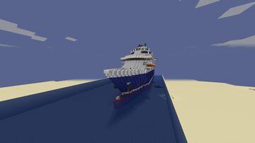 Oceanic Dream Minecraft Map & Project