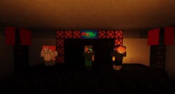 FNAF in MINECRAFT (PROYECT MCJ) Minecraft Map & Project