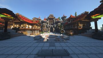 Classic Lobby Minecraft Map & Project
