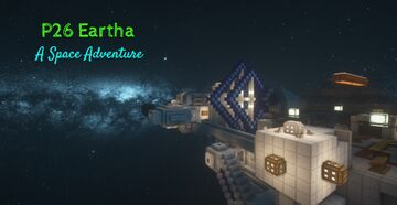 The P26 Eartha (Alpha v1 Download) Minecraft Map & Project