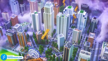 City Spawn Minecraft Map & Project