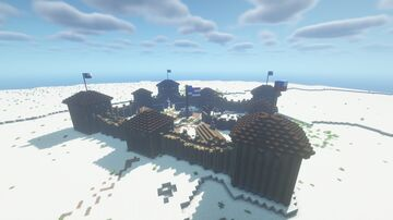 American Civil War Fort(schematic) Minecraft Map & Project