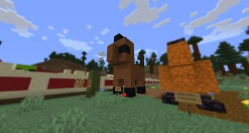 Zodiac - Horse Minecraft Map & Project