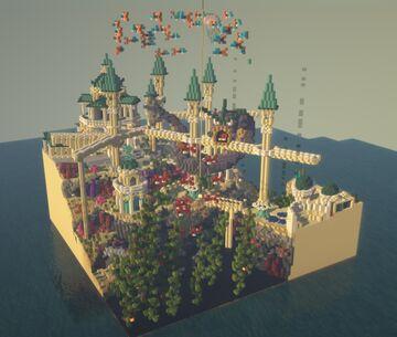 Undersea Kingdom Minecraft Map & Project