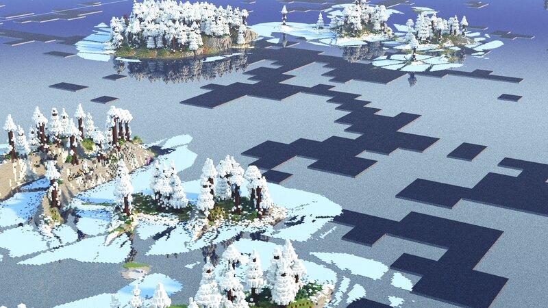 ice islands