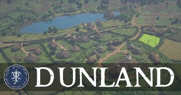 Dunland Minecraft Map & Project