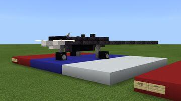 Sukhoi S-70 Okhotnik-B 1:1 Minecraft Map & Project
