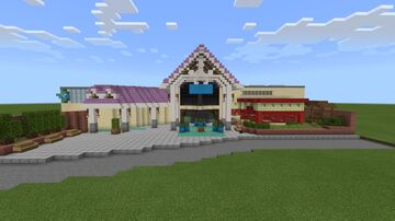 Knoxville Centre Mall! Minecraft Map & Project