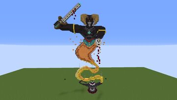 Builds by Skyember and Blackbirdflyin at Wildcraft Serenity Minecraft Map & Project