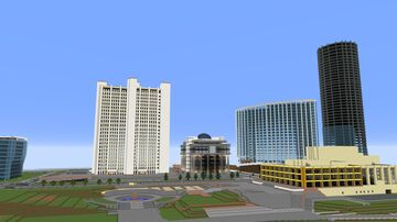Yekaterinburg Minecraft Map & Project