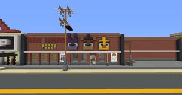 MyFunCity/ Freddys Pizzaria 1.16 grand reopening (Fnaf 1 Map) Minecraft Map & Project