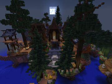 Minecraft bedwars map bauen ps3