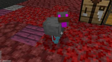 nether oneblock Minecraft Map & Project