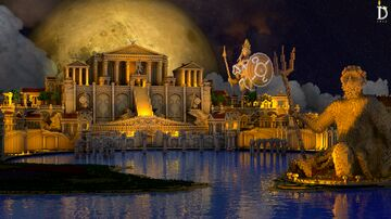 ✨🏛️Όλυμπος - The City of the gods✨ Minecraft Map & Project