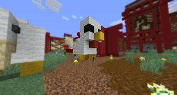 Zodiac - Chicken Minecraft Map & Project