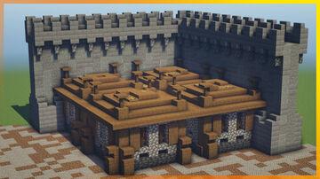 ⚒️ Minecraft: Poor District Minecraft Map & Project