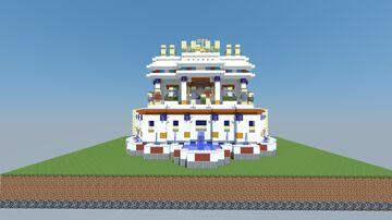 Nymphanium Alexandri/Trophies of Marius 320ad Minecraft Map & Project