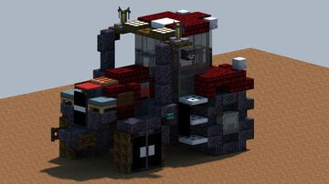 Case IH Magnum, tractor [With Download] Minecraft Map & Project