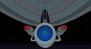 USS-Picasso | Star Trek Minecraft Map & Project