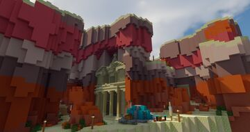 Overwatch - Petra Minecraft Map & Project