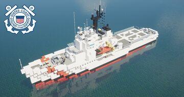 Reliance Class USCG Vigorous WMEC-627 [1:1] Minecraft Map & Project