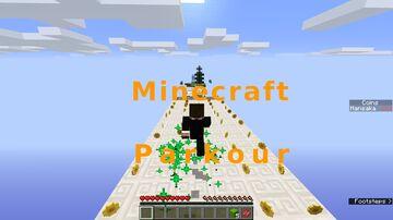 Parkour Run Minecraft Map & Project
