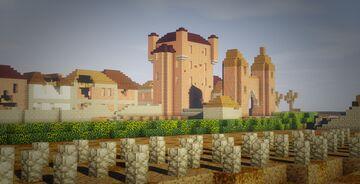 Operation Blockbuster Minecraft Map & Project