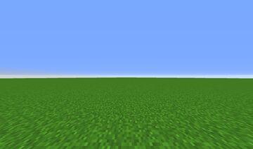 Superflat Minecraft Map & Project