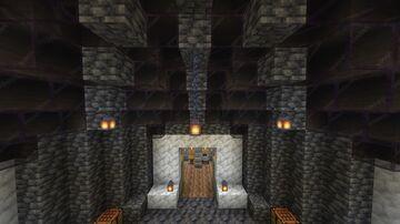 100 days underground Itsme64 world Minecraft Map & Project
