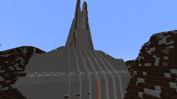 Imperial Mustafar (Star Wars planet) Minecraft Map & Project