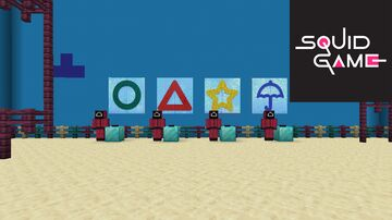 Squid Game Minecraft Map & Project