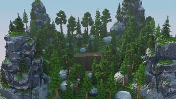 Rocky Pines Minecraft Map & Project