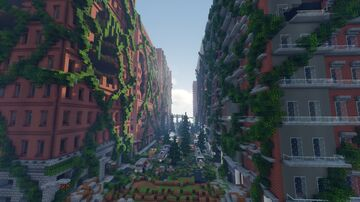 Apocalyptic City Project Minecraft Map & Project