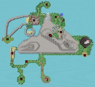 Pixelmon Generations (Custom Map) Minecraft Map & Project