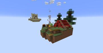SkyBlockOriginalRecreation1.17.1 Minecraft Map & Project