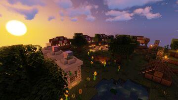 Heart Of The Darkness II Origins | CTM, Adventure, Challenge Map. Minecraft Map & Project