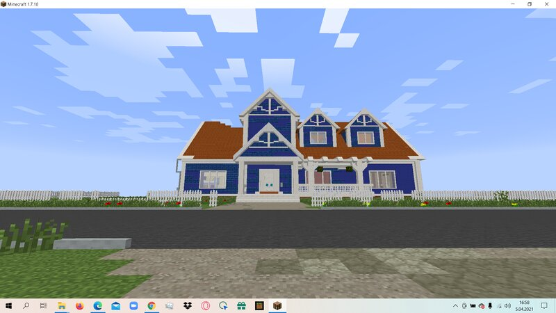 Alpha 2 MADE BY LONELY MINECRAFT!!
